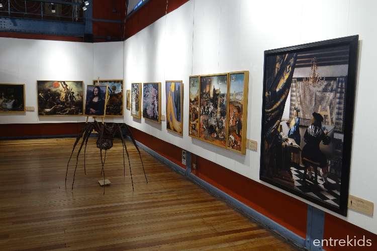 Visita el Museo Artequin