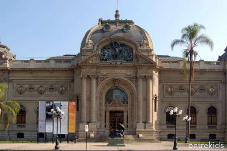 """Exposición """"Yo soy mi propia musa"""" en el Bellas Artes"""