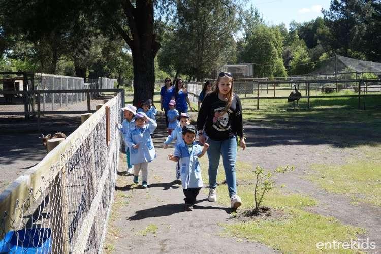 Ven al Zoológico Animals Park - Los Ángeles  Fin de semana