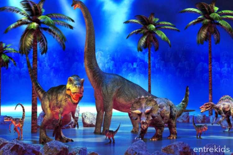 Dinosaurios Alive en Centro Cultural Estación Mapocho