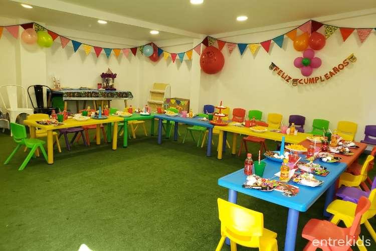 Entrada Niño + Jugo + Popcake en Casa Tateti