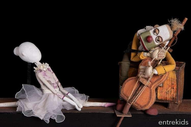 Teatro Infantil: Mírame un ratito en Vitacura