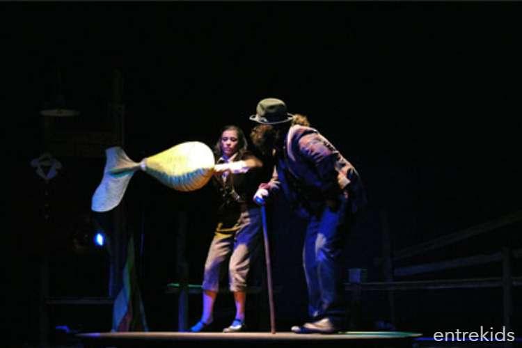 """Festival de Teatro Providencia: """"Los Peces no Vuelan"""""""