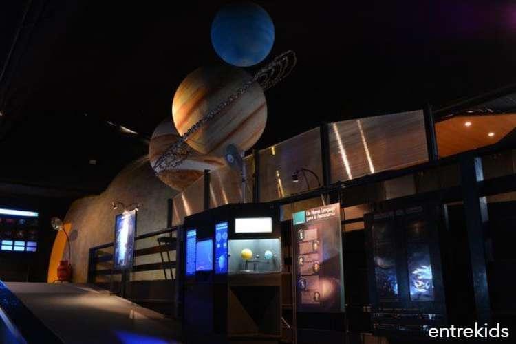 Conoce el Museo de Ciencia y Tecnología