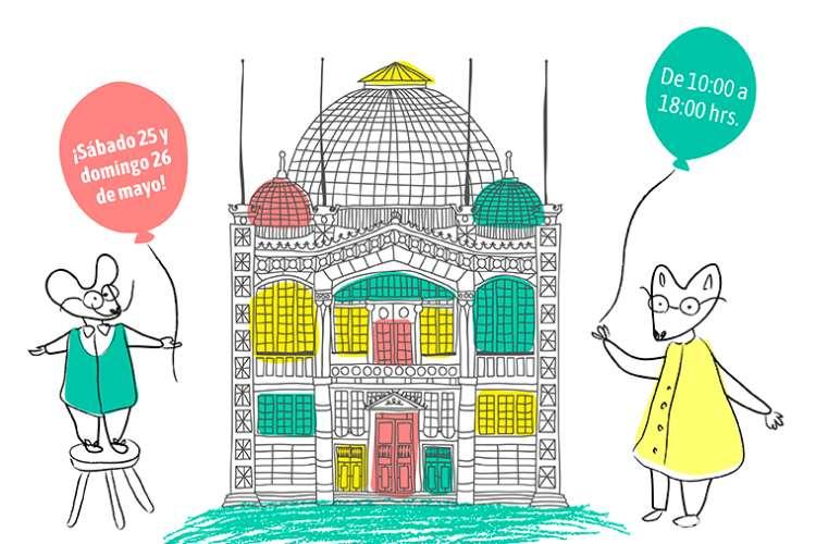¡Celebremos los 130 años del Pabellón París!