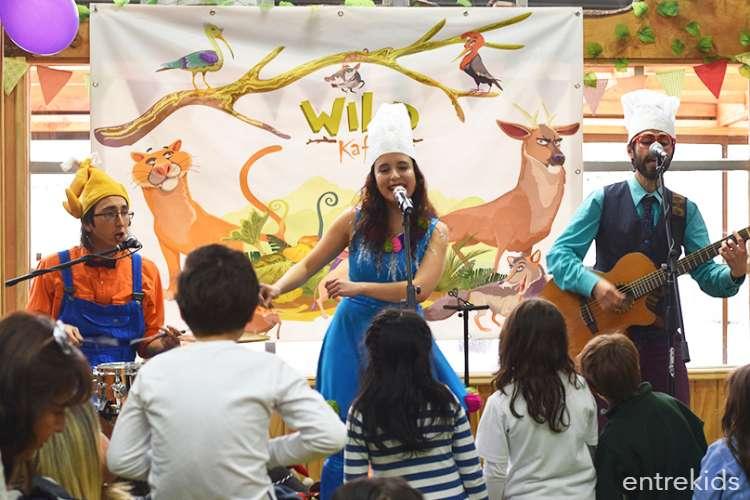 ¡Música para niños! en el Centro Cultural España