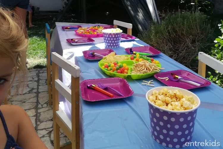 Celebra el cumpleaños de tus niños en Casa Las Hualtatas