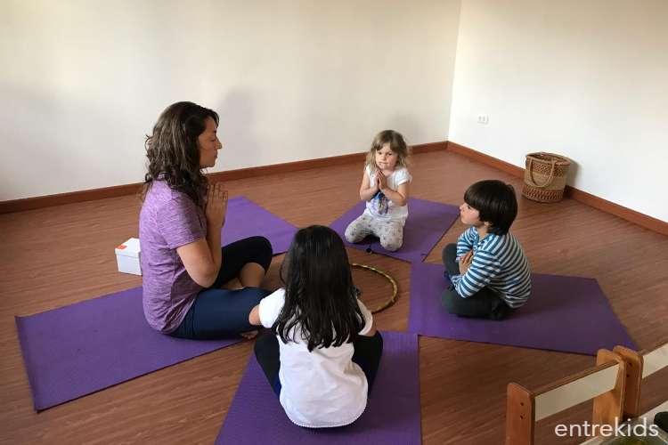 Taller de Yoga en Casa Lila