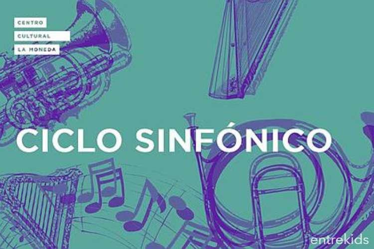 Ciclo Sinfónico en Centro Cultural La Moneda