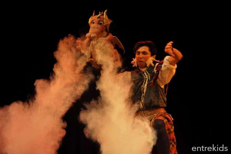 Obra Infantil Los Pitts en el Teatro Municipal de Ñuñoa