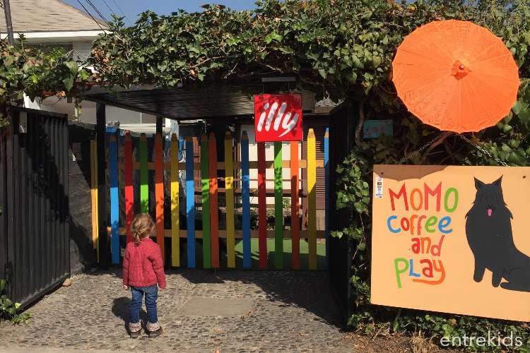 Cumpleaños 15 niños + 15 adultos en Momo