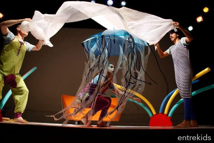 """Obra Infantil: """"En Bañador"""" en Centro Cultural El Tranque"""