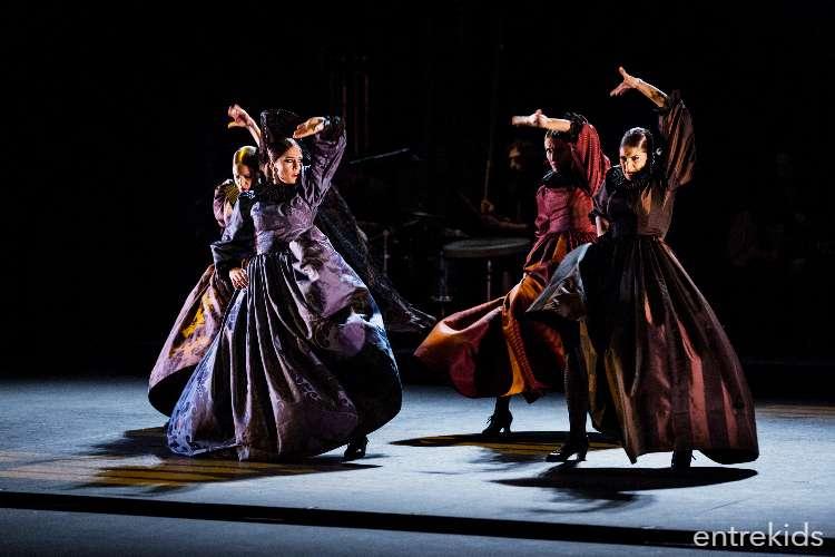 Clases de Flamenco Teen - Academia La Plazuela