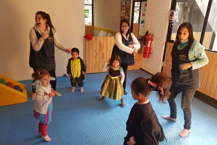 Jardín Infantil SMART KIDS - La Reina