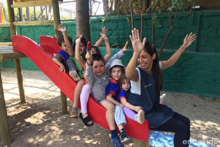 Un día de After School en SMART KIDS, La Reina