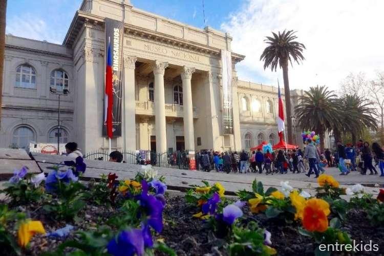 Día del Patrimonio en el Museo Nacional de Historia Natural