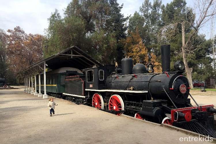 Día del Patrimonio en el Museo Ferroviario
