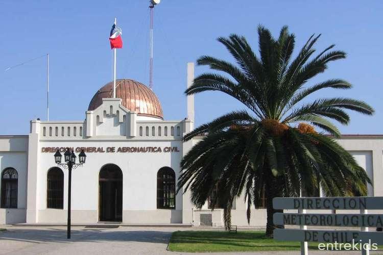 Actividad imperdible para el Día del Patrimonio en la Dirección Meteorológica de Chile