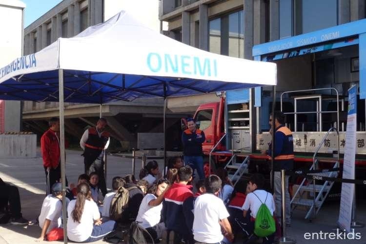 Ven a conocer la Onemi en el Día del Patrimonio