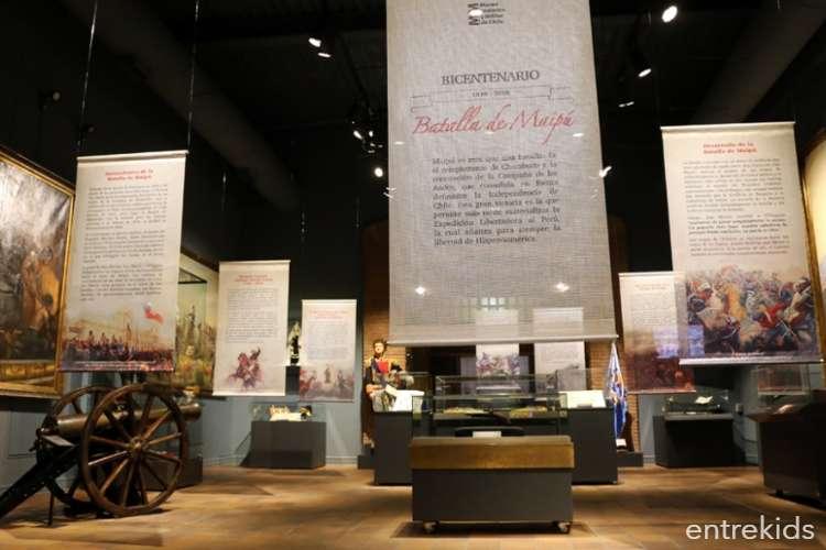 Visita el Museo Histórico y Militar de Chile 2019 en el Día del Patrimonio