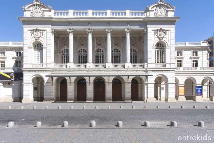 Visita el Teatro Municipal de Santiago en el Día del Patrimonio