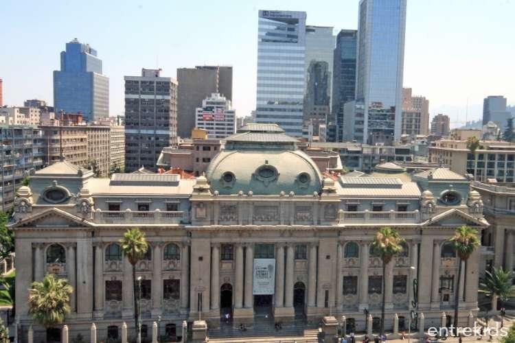 La Biblioteca Nacional abre sus puertas en el Día del Patrimonio