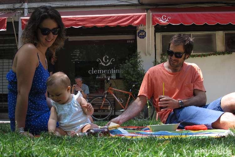 Ven a un Picnic Familiar en Clementina