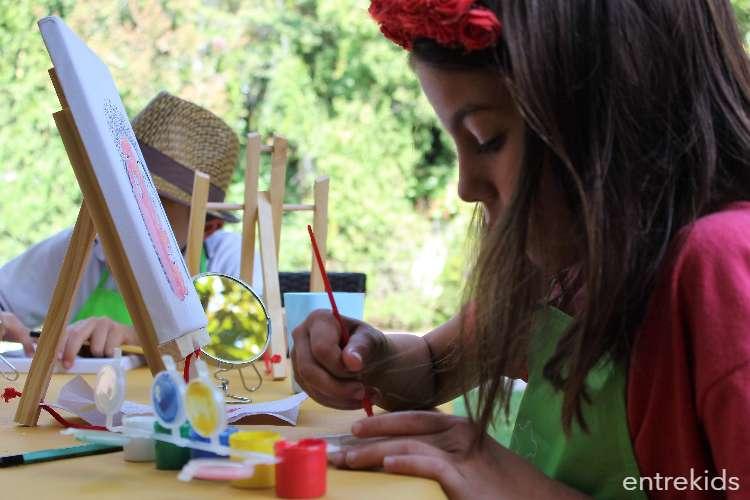 ¡Sé un pequeño artista junto a tus amigos con De Tin Marín!