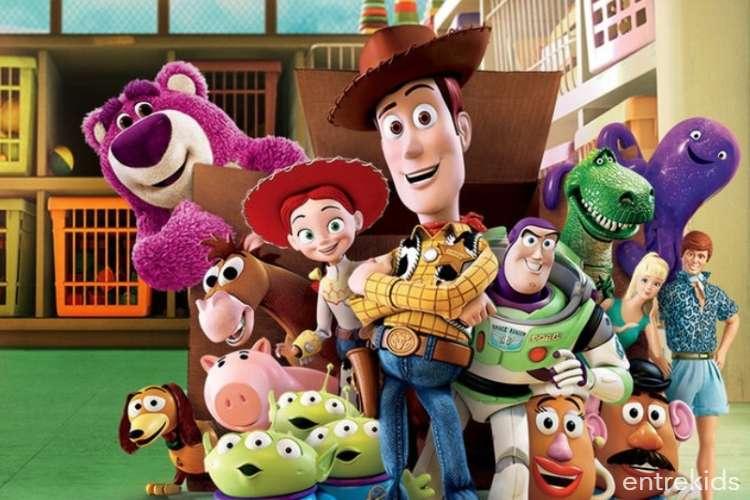 Cine + Cabritas: Toy Story 3