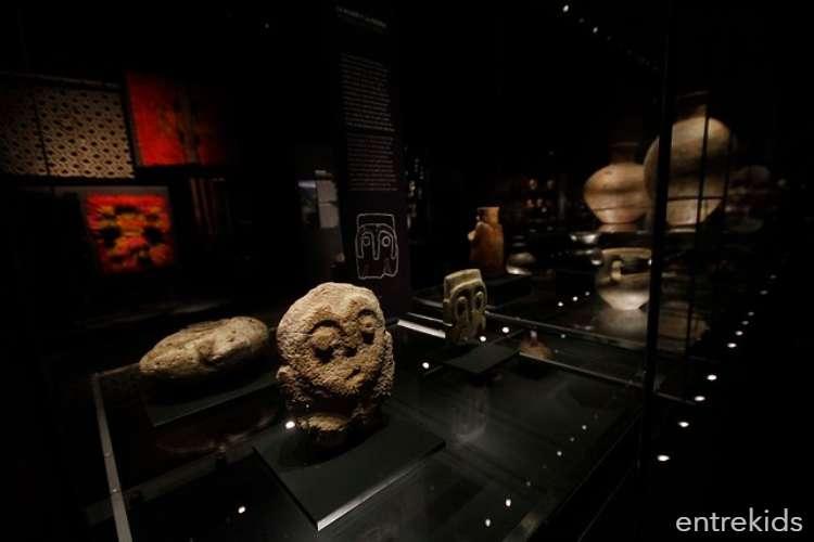 Noche en el Museo Precolombino