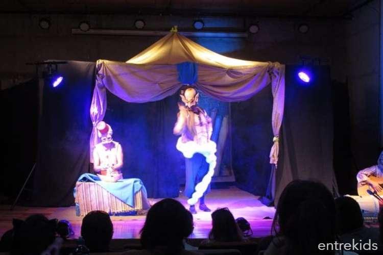 Teatro Infantil: Jasim y las mil y una noches