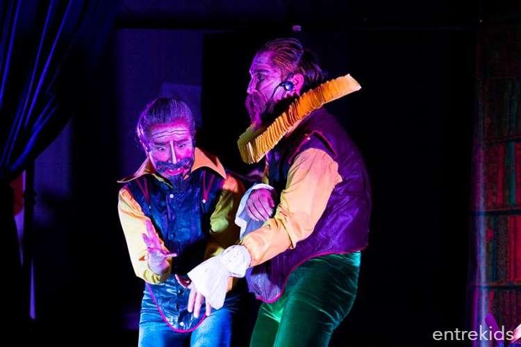 Teatro Infantil: Ser o no Cervantes en el Teatro Municipal de Ñuñoa