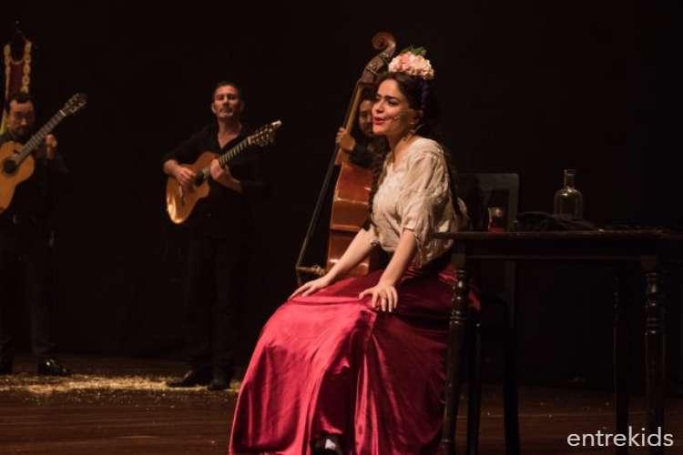 Teatro Infantil: Frida en el Teatro Municipal de Ñuñoa