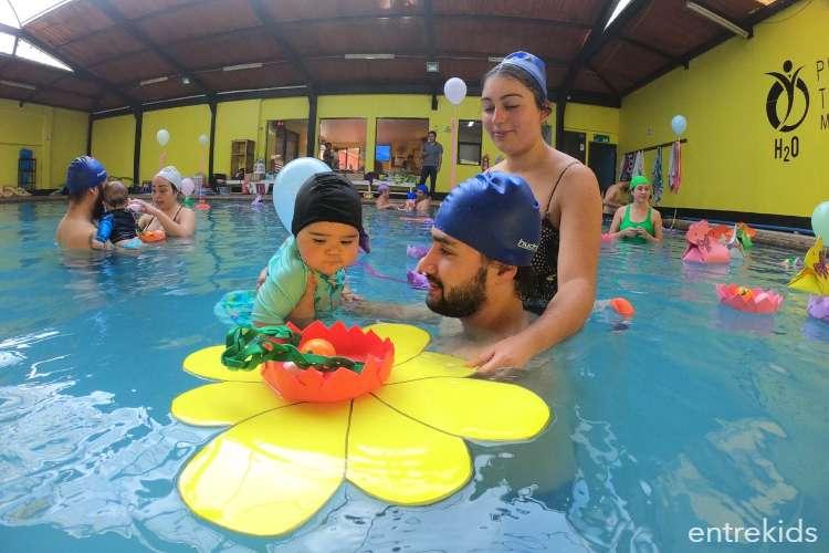 Celebra el Día del Padre en el agua con Color Splash