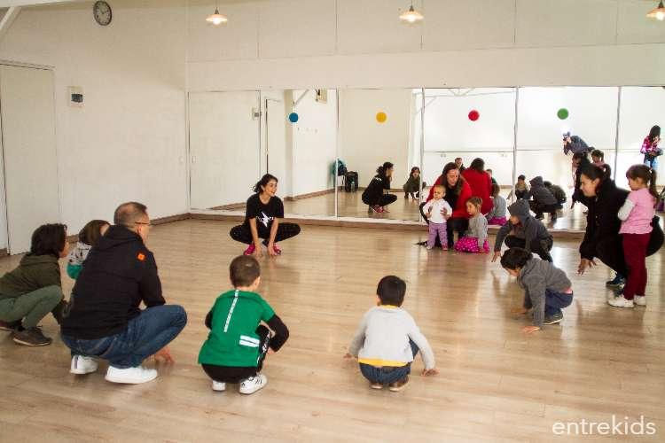 Aprende Inglés Danzando
