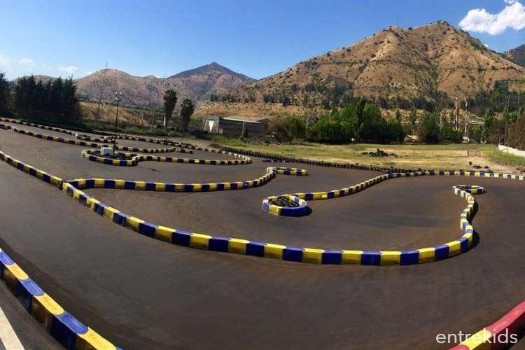 Karting para niños