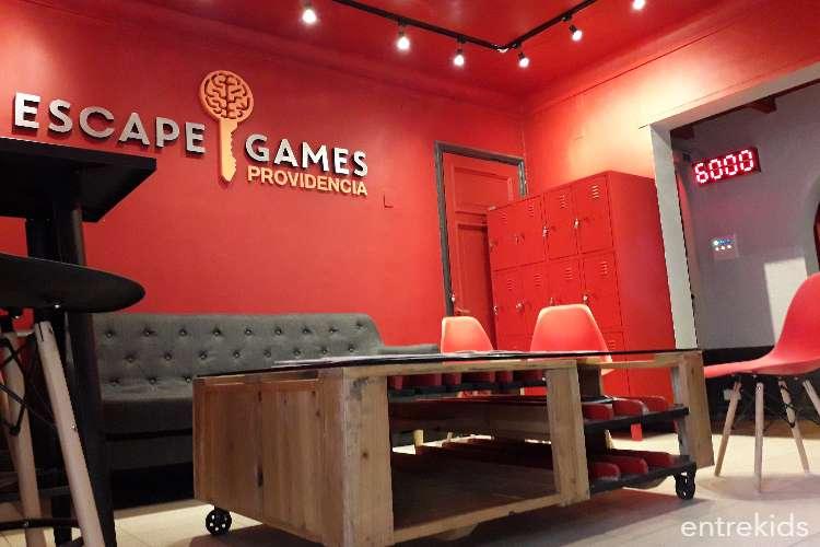 Misión tras las rejas - Escape Games