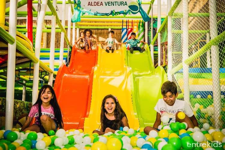 ¡Ven a divertirte a Aldea Ventura!