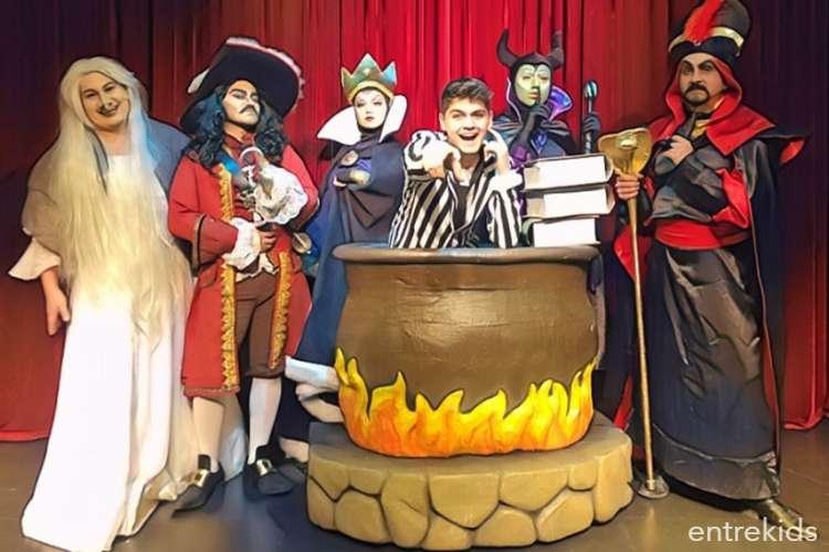 """Teatro Familiar en Providencia: """"Maldadosos"""""""
