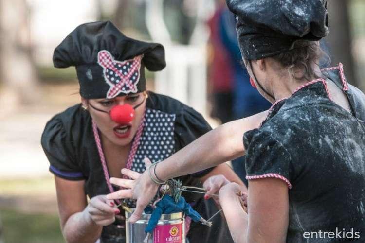 Juegos del mundo y las susurradoras - Invierno en las plazas