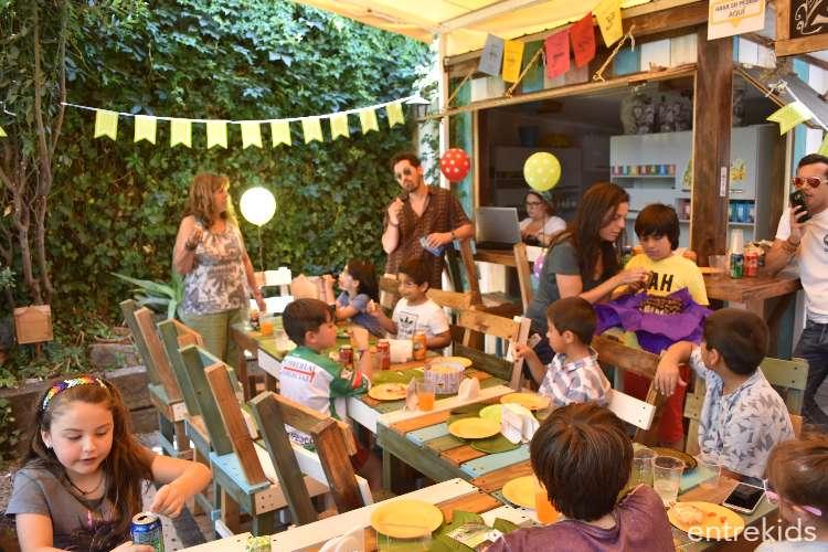Celebra el cumpleaños de tus niños en Boulder Coffee (15 niños)