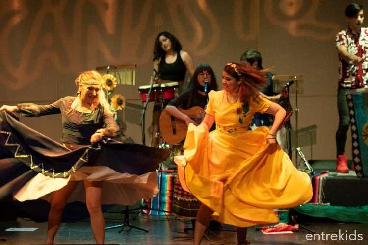 Olé Huinchas - Teatro Municipal de Ñuñoa