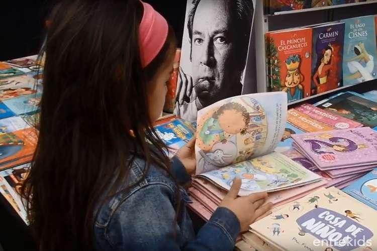 Vacaciones de Invierno en la 2° Feria del Libro Infantil y Juvenil de Ñuñoa