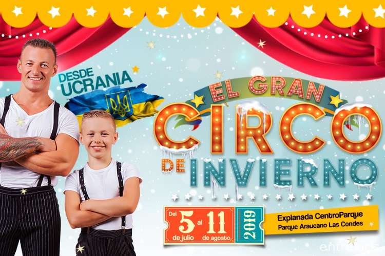 El Gran Circo de Invierno Las Condes