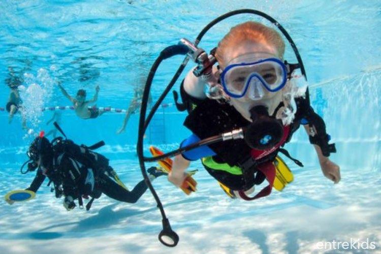 Scuba Play, experimenta bajo el agua