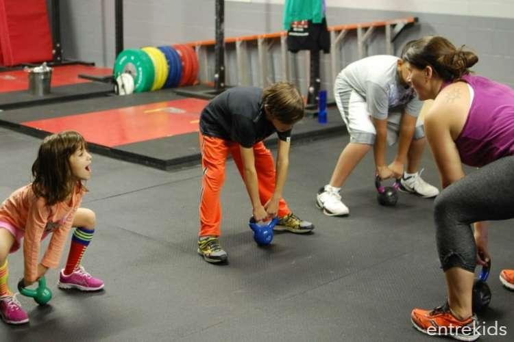 Entrena en Familia con Core Training