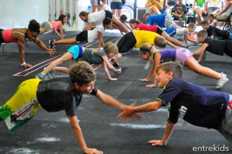 Entrena en Familia con Core Training