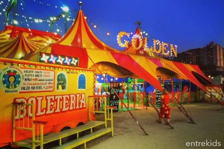 Golden Circus La Reina 2019