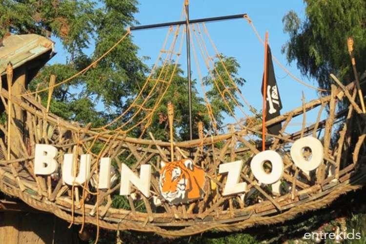Ven a disfrutar de un día en Buin Zoo (Fast Pass)