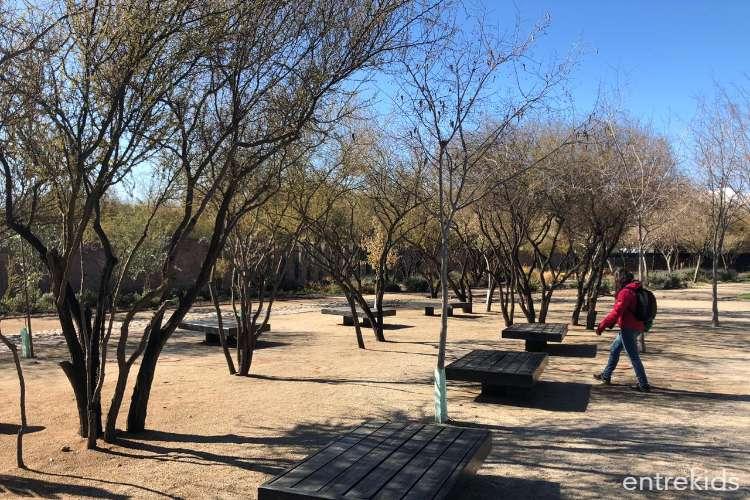 Parque Quilapilun, uno de los secretos mejor guardados de Santiago